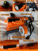 Ultimate NERF Demolisher v1.0 by MarcWF