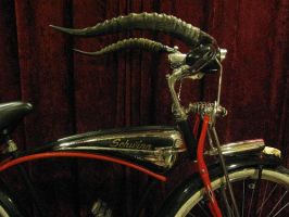 Suicide Bike by ParadoxTentacles