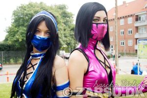 Sisterly Hate by Rinaca-Cosplay