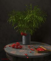 Autumn Still Life 2 by slepalex