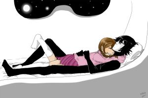 Yume Nikki: Sweetest Dreams by Keeteko