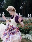 Flower dress by Angirias