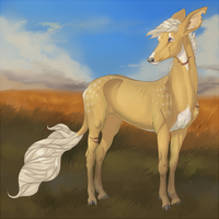 Ket | Doe | Stormsinger by mule-deer