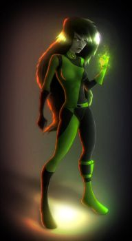Shego by Nobiax