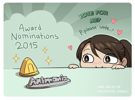 Vote for me? (instructions added!) by Zombiesmile