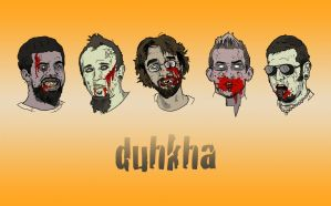 Duhkha zombified by JackHook