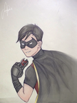 The Boy Wonder by OhSasha