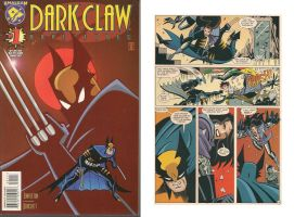 1997 Dark Claw Adventures from Amalgam Comics by trivto