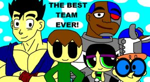 Team Isberto - The Best Team Ever by ian2x4