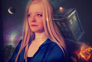 Rose Tyler Cosplay by summerjasmine