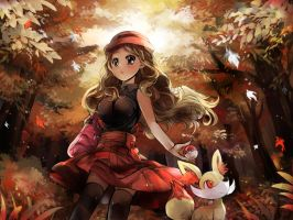 Pokemon :: Welcome to the new generation by revanche7th