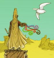 MOEBIUS TRIBUTO by drull
