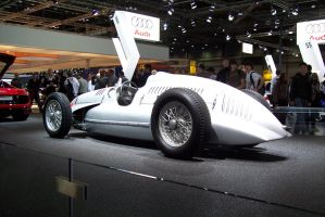 Audi Old Formula 1 Racecar by theTobs