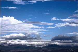 Rocky Mountain View by lil-Mickey
