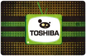 Toshiba TV by esmeone
