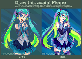 Miku English Improvement meme by walrusbukkit
