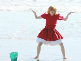 Ponyo: Fishie In The Sea by The-Sexy-Roxas