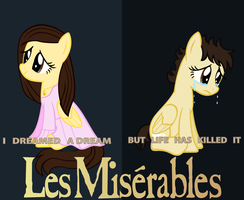 Fantine from les Miserables by Vector-Brony