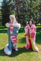 Inuyasha and Sesshoumaru's Mothers by Midnight-Dance-Angel