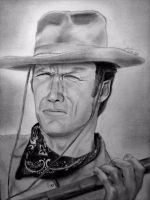 Rawhide Clint by MegaDrawer02