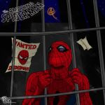 Spiderman - Wanted 1977 by eiledon