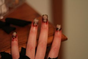 Zombie Nails by Freakmo-SFX