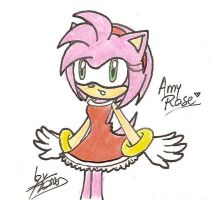 Amy-Rose by RougeBatGirl86