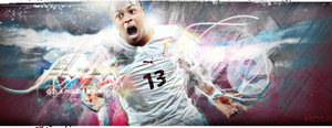 Andre Ayew by HrDippo