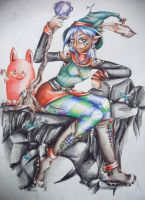Pictor by me by kangel