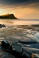 Kimmeridge Bay At Dawn II by Dave-Ellis