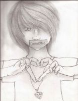 Emo Love by fallenlily18