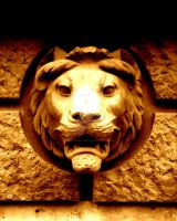 Andrassy stone lion vers2 by Tuile-jewellery