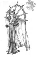 Sorceress Possessed by Segaia