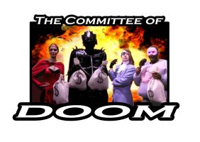 The Committee of Doom by artico