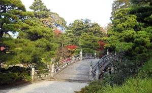 japanese garden 001 by Kebehut-stock