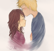 'Cause all of me loves all of you by xsweetsillygirl