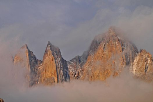 Granite Cathedral 9-11-11 by dirtbear