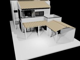 House render 07 by ThieresCAD