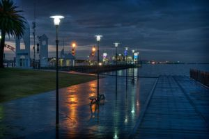 Waterfront Walk by solkee