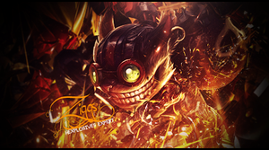 Ziggs the Hexplosive Expert by sweet5050