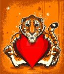 little tiger by Daver2002ua