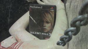 Silent Hill 3 by silentnerd