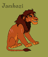 Jambazi - Pathological Liar by ReddRedPanda