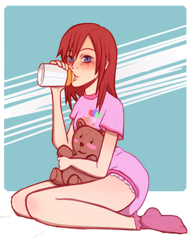 Kairi by PieceofSoap