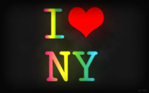 I Love NY by Franatix