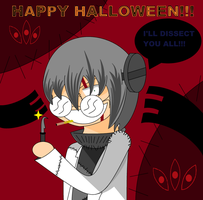 Happy Halloween Everybody by ChibiSebby