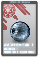 death star 1 by jjrrmmrr
