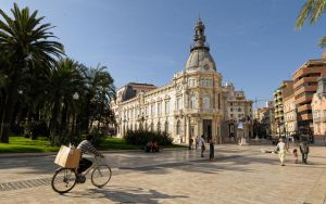Cartagena Town Hall Deliveries by WestLothian