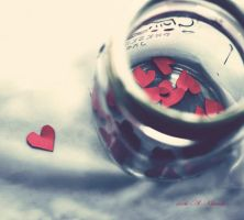 Jar of Hearts by me6o