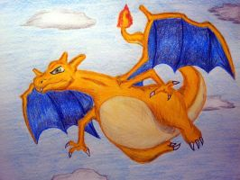 Charizard by dgcdvaras